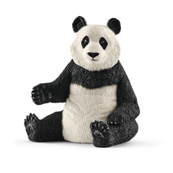 Panda géant femelle