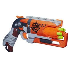 Pistolet Nerf Zombie Hammershot