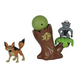 La Garde du Roi Lion-Coffret 2 figurines