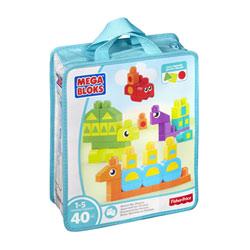 Mega Bloks-Apprends les formes