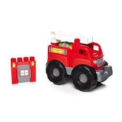 Camion de Pompiers Mega Bloks