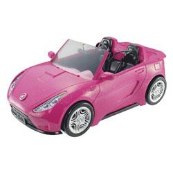 Barbie cabriolet rose