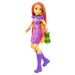 DC Super Hero Girls-Poupée Starfire