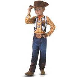Déguisement classique Woody 5/6 ans