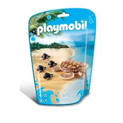 9071 - Tortue de mer avec ses petits - Playmobil Family fun