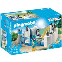 9062 - Bassin de manchots - Playmobil Family fun