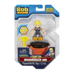 Coffret modelage et figurine Bob le bricoleur