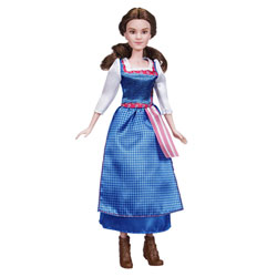 Poupée Belle en tenue de villageoise 30 cm - Disney Princesses