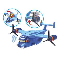 Avion Robocar Die Cast Poli