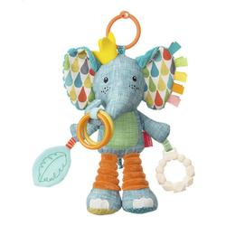 Peluche éléphant d'activités