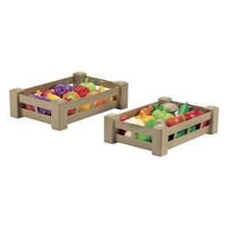 Cagette de fruits ou légumes