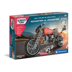 Mon atelier de mécanique-Roadster et dragster