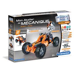 Mon atelier de mécanique-Buggy et quad