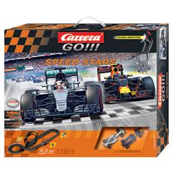 Circuit F1 Redbull Mercedes