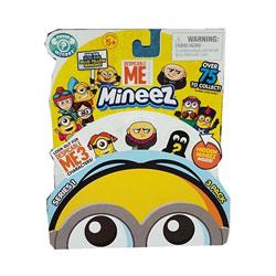 Minions - Figurines mineez x 3 à collectionner