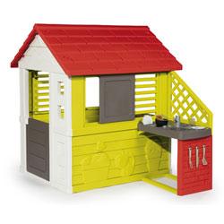 Maison nature et cuisine d'été