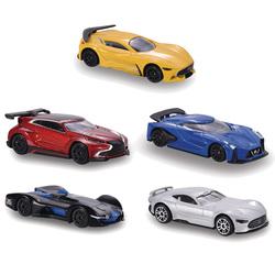 Véhicule miniature - ensemble de véhicules - vision gran turismo - 5 pièces