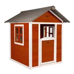Maison Sunny Lodge rouge