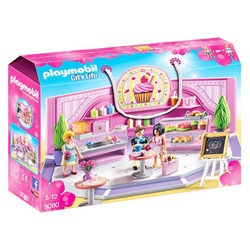 9080 - Café Cupcake Playmobil City Life
