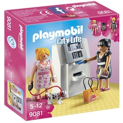 9081- Distributeur automatique Playmobil City Life