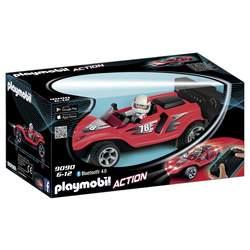 9089 - Voiture radiocommandée de course rouge Playmobil Action