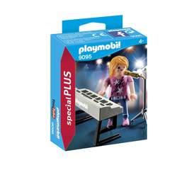 9095 - Chanteuse avec synthétiseur Playmobil Family Fun