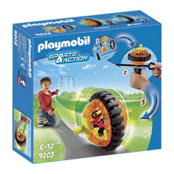 9203-Toupie orange-Playmobil