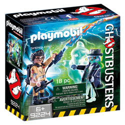 9224 - Playmobil Ghostbusters Spengler et fantômes