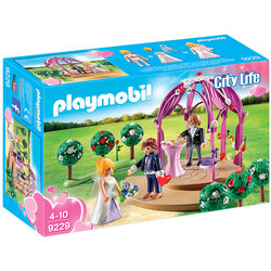 9229 - Playmobil City Life - Pavillon de mariage