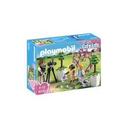 9230 - Enfants d'honneur avec photographe Playmobil