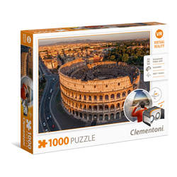 Puzzle Virtual Reality 1000 pièces Rome