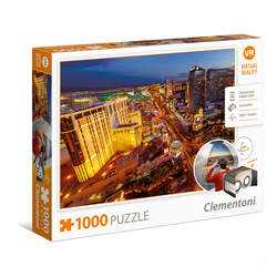 Puzzle Virtual Reality 1000 pièces Las Vegas