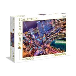 Puzzle 2000 pièces Las Vegas