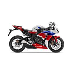 Moto miniature Honda cbr 1000
