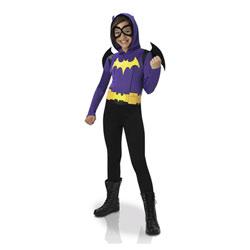 DC Super Hero Girls-Déguisement Batgirl 3/4 ans