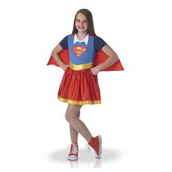 Déguisement classique Supergirl 3/4 ans