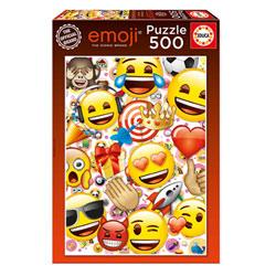 Puzzle 500 pièces Emojis