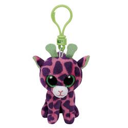 Porte-clés Beanie boo's Gilbert la girafe