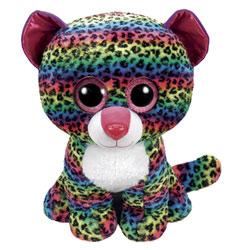 Beanie Boo's - Peluche Dotty léopard 41 cm