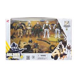 Coffret figurines de combat