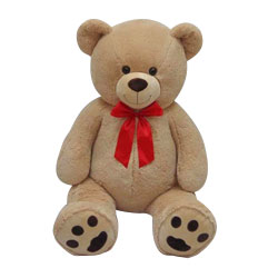 Peluche ours 150 cm
