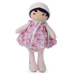 Ma première poupée en tissu Fleur K 25 cm