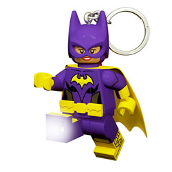 Porte-clés Batgirl - Lego Batman Movie