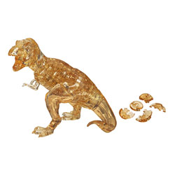 Crystal Puzzle-Dinosaure t-rex