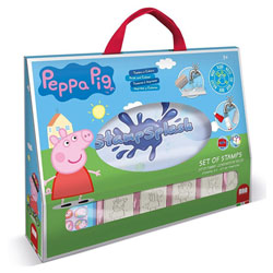 Peppa Pig - Tampons Splash