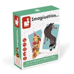Jeu imagination
