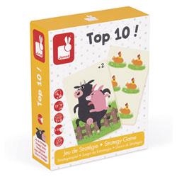Jeu de stratégie Top 10