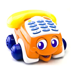 Téléphone parlant