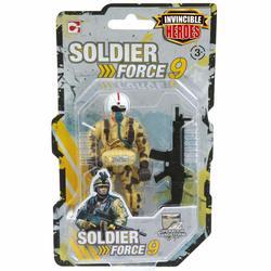 Figurine soldat Force 9