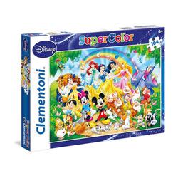 Disney Classique Puzzle 104 pièces